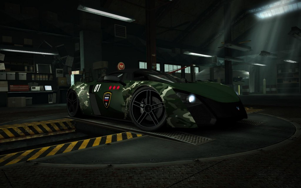 Стайлинг-конкурс Marussia: результаты