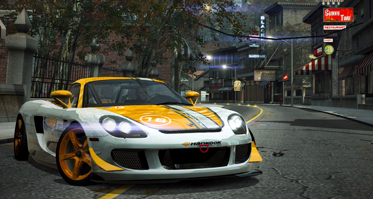 [Gameplay] Porsche Carrera GT Ultra